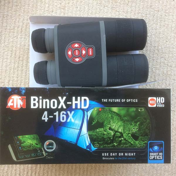 ATN Bino X-HD night vision binoculars