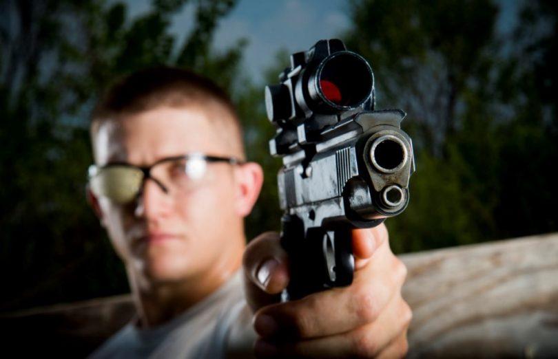 best pistol scope