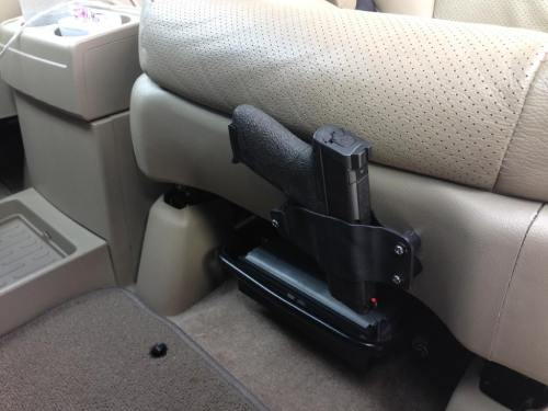 best car holster