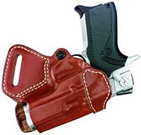 Gould & Goodrich 806-G20 Gold Line Small Of Back Holster
